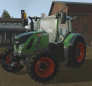 Fendt 724 Mod for Pure Farming 2018 (PF 2018)