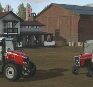 Massey Ferguson 6616 Mod for Pure Farming 2018 (PF 2018)