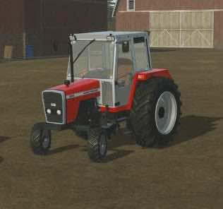 Massey Ferguson 698 Mod for Pure Farming 2018 (PF 2018)
