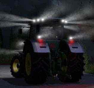 John Deere 8R Series V 3.5 Mod for Farming Simulator 2017 (FS17)