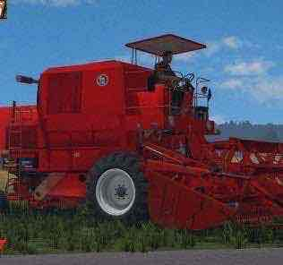 Bizon Z050/6 Mod By Lester89 Mod for Farming Simulator 15 (FS 15)