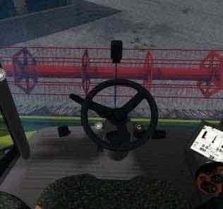 Claas Lexion 550 Mod for Farming Simulator 15 (FS 15)