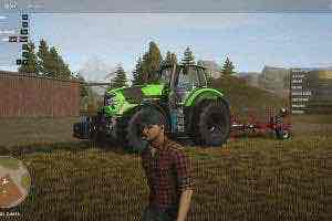 Deutz Serie 9 Tractor Mod for Pure Farming 2018 (PF 2018)