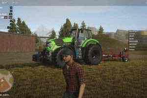 Deutz Serie 9 Tractor Mod for Pure Farming 2018 (PF 2018)