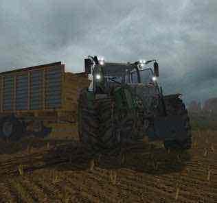 Fendt 700 Vario Scr Series V 4.0 Rc4 Final Mod for Farming Simulator 15 (FS 15)
