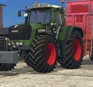 Fendt 930 Vario Tms Break Engine Mod for Farming Simulator 15 (FS 15)