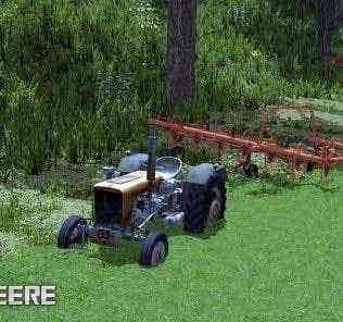 Ursus C-330 Zlomek V1.0 Fs2015 Mod for Farming Simulator 15 (FS 15)