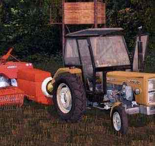 Ursus C-360 3P V1.0 Tractor Mod for Farming Simulator 15 (FS 15)