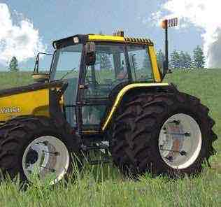 Valtra Valmet 6400 Mod for Farming Simulator 15 (FS 15)