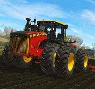 Versatile 4Wd 610 Tractor V1.0 Mod for Pure Farming 2018 (PF 2018)