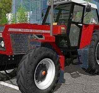 Zetor 16145 Tractor Mod for Farming Simulator 15 (FS 15)