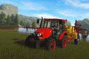 Zetor Major Cl 80 Tractor V1.0 Mod for Pure Farming 2018 (PF 2018)