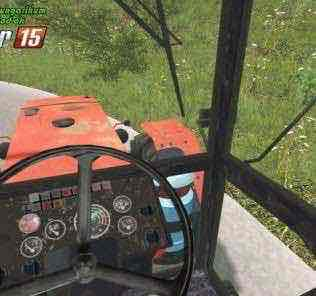 Zetor Zts Tractor Mod for Farming Simulator 15 (FS 15)
