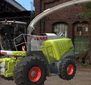 Cattle and Crops Claas Jaguar 960 Mod for Cattle and Crops