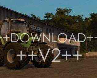 Deutz Fahr Agrotron M620 – M650 V2 Mod for Farming Simulator 2017 (FS17)