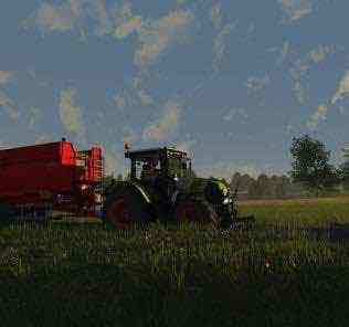 Krampe Big Body V 2.1 Mod for Cattle and Crops