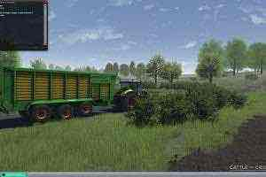 Silage Trailers V1.5 Mod for Cattle and Crops