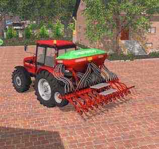 Gaspardo Pinta V 1.0 Mod for Farming Simulator 15 (FS 15)