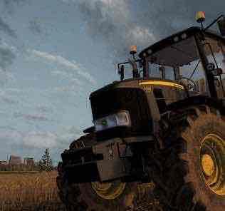 John Deere 30 Premium Series V 6.0.0.0 Mod for Farming Simulator 2017 (FS17)