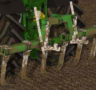Peterse Eco Subsoiler V 1.0 Mod for Farming Simulator 15 (FS 15)