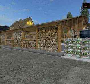 Tree Plantation V 1.1 Mod for Farming Simulator 2017 (FS17)