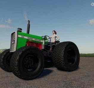 Massey Fergusson 275 V1.2 Mod for Farming Simulator 2019 (FS19)