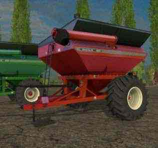 Unverferth 6500 Grain Cart Mod for Farming Simulator 15 (FS 15)