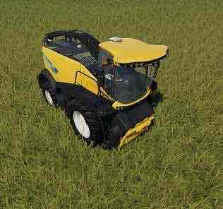New Holland Fr 920 By Gamling V1.0.0.1 Mod for Farming Simulator 2019 (FS19)