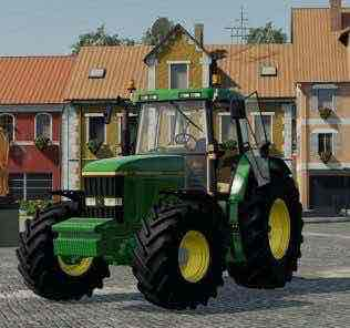 John Deere (610/710/810) V1.0 Mod for Farming Simulator 2019 (FS19)