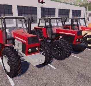 Ursus 1214 V1.0.0.0 Mod for Farming Simulator 2019 (FS19)