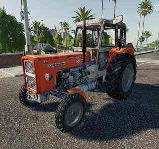 Ursus 360 Edit V1.0.0.0 Mod for Farming Simulator 2019 (FS19)