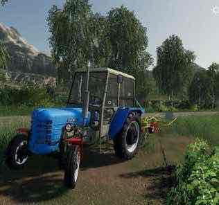 Zetor 3011 V1.0.0.0 Mod for Farming Simulator 2019 (FS19)