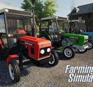 Zetor 5011 V1.2.0.0 Mod for Farming Simulator 2019 (FS19)