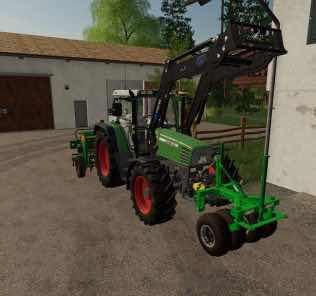 Kotte Frp 145 V1.0.0.0 Mod for Farming Simulator 2019 (FS19)