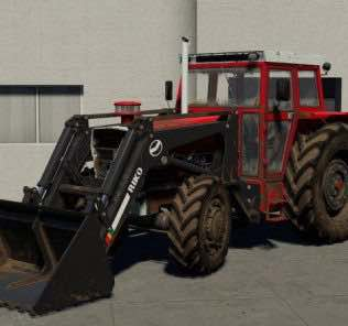 Imt 5106/5136 V1.0.0.0 Mod for Farming Simulator 2019 (FS19)