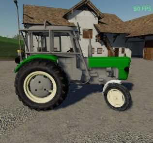 Ursus 4011 V1.0 Mod for Farming Simulator 2019 (FS19)