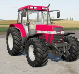 Case Ih 5150 Maxxum Mod for Farming Simulator 2019 (FS19)