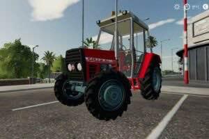 Imt 549 Novi V1.0 Mod for Farming Simulator 2019 (FS19)