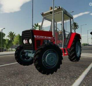 Imt 549 Novi V1.0 Mod for Farming Simulator 2019 (FS19)