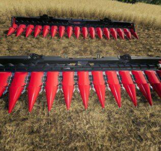 Corn All Grain Headers V1.0 Mod for Farming Simulator 2019 (FS19)