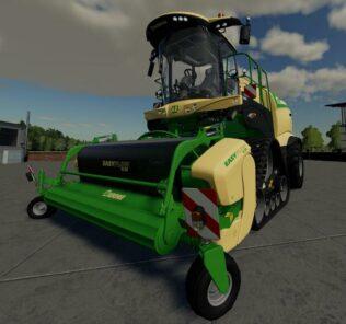 Krone Easyflow 380 S Mod for Farming Simulator 2019 (FS19)