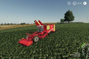 Multifruit Harvester Pack V1.3 Mod for Farming Simulator 2019 (FS19)