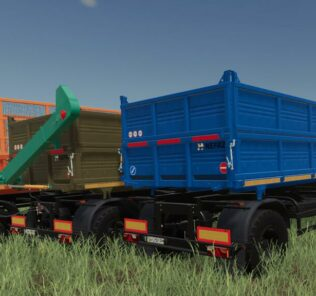 Nefaz 8560 V1.0 Mod for Farming Simulator 2019 (FS19)