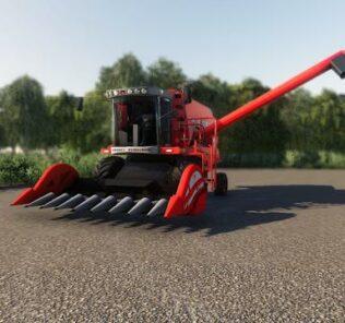 Plataforma Mf V1.0 Mod for Farming Simulator 2019 (FS19)