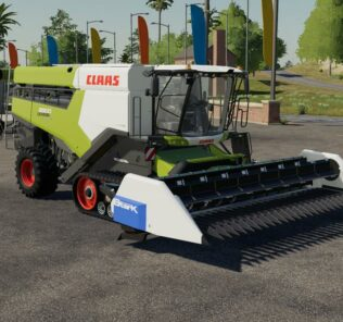 Stark Industries Sct 635 B V1.0 Mod for Farming Simulator 2019 (FS19)