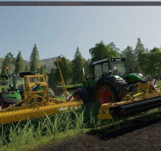 Alpego Rk 400 V1.0 Mod for Farming Simulator 2019 (FS19)