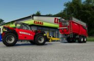 Gallows V1.0 Mod for Farming Simulator 2019 (FS19)