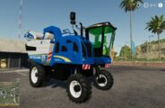 New Holland 9060L V1.0 Mod for Farming Simulator 2019 (FS19)
