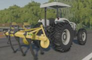 Subsoiler Lizard 5 Rods V1.0 Mod for Farming Simulator 2019 (FS19)