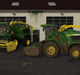 Zürn Profi Cut 610 V1.0 Mod for Farming Simulator 2019 (FS19)